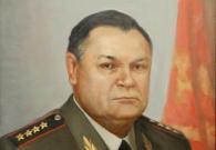 Смирнов Е.А. Генерал Болдырев. х.м. 2014 г