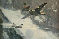 Ананьев А.М. Штурмовая авиация  2015 г. х.м. 120х170