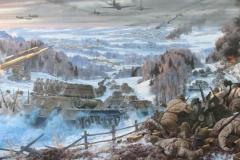 Корнеев Е.А. Битва под Москвой. Лобня. 1941 г. 2011