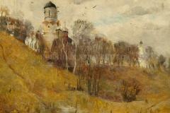 Крившинко И.П. Весна в коломенском. 2002 г.