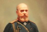 Лебедев И.М, Александр III. 2013 г. Папье-маше, масло, лак.