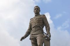 Переяславец М.В. Памятник Покрышкину (г. Новосибирск)