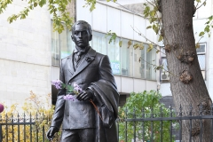 Игнатов А.И. Памятник Вахтангову (г. Москва)