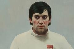 Камынина Е.В. Кровопусков В.А.,  х.м.,  2018 г.