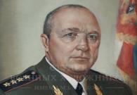 Смирнов Е.А. Генерал Маслов. х.м. 2014 г