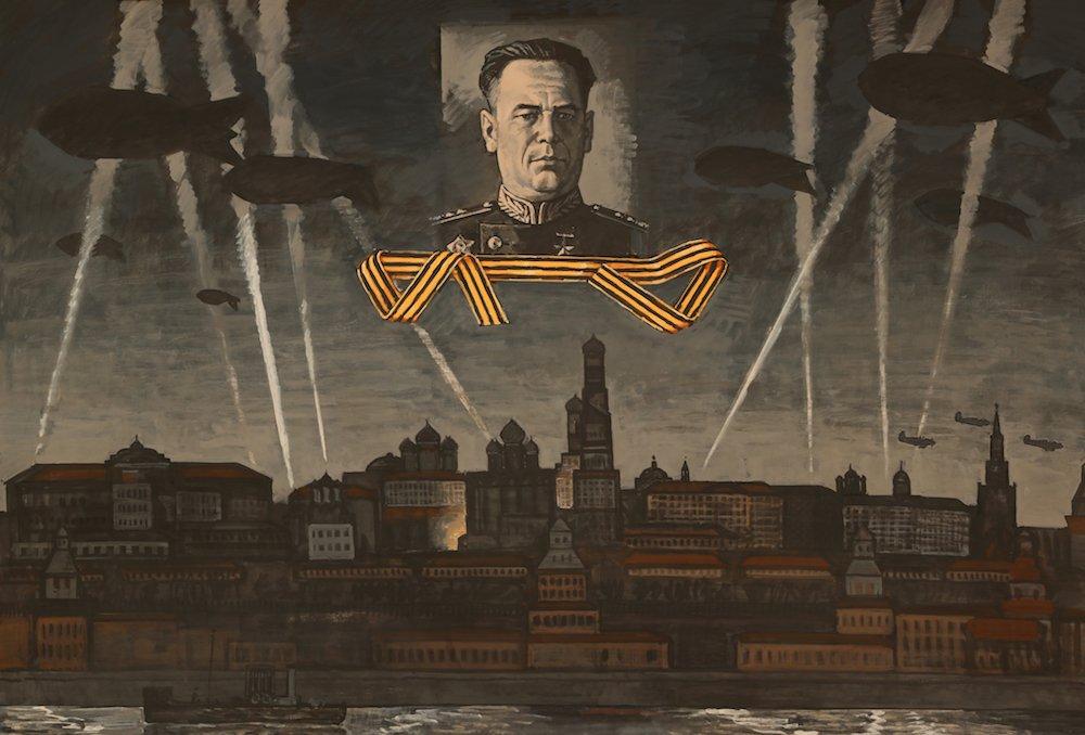 Коротков Н.Н. Герой Советского Союза, генерал-полковник Боголюбов Александр Николаевич