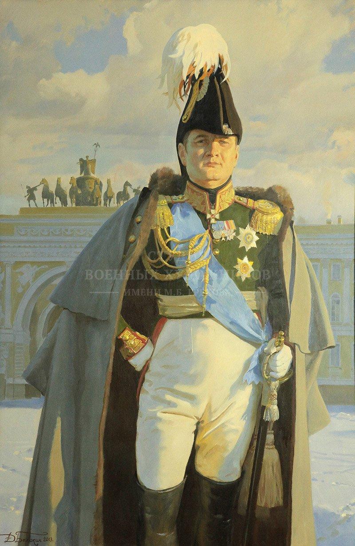 Белюкин Д.А. Отец русского Генштаба. Генерал-адъютант П.М. Волконский