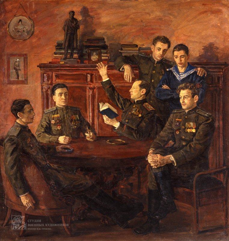 Переяславец В.И. Потомки А.С. Пушкина – участники Великой Отечественной войны