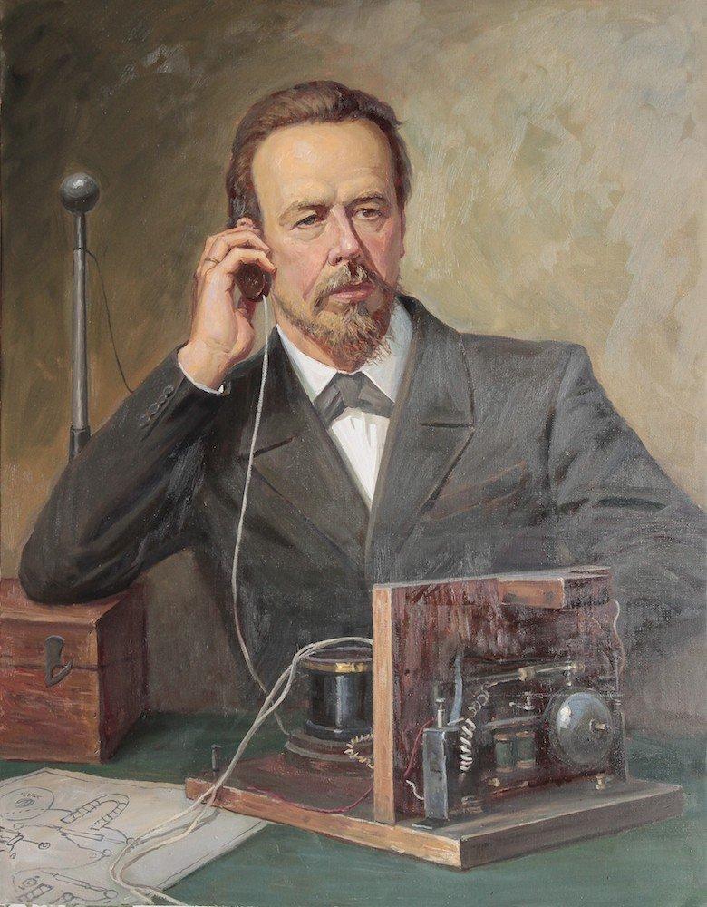 Трошин С.Н. Попов Александр Степанович