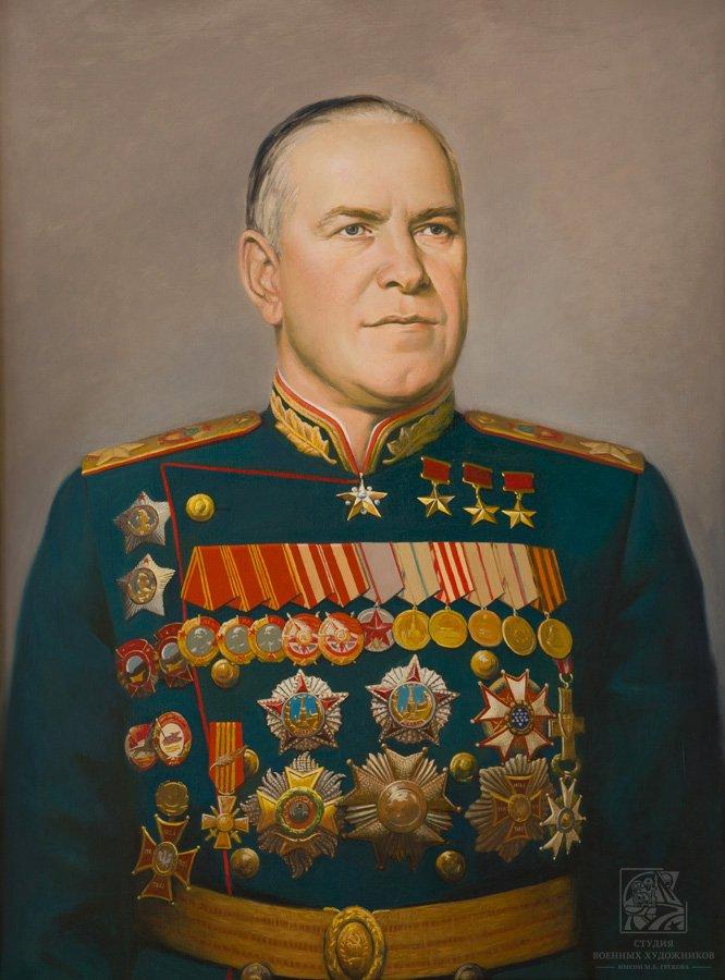 Соловьева Е.А. Жуков Г.К.