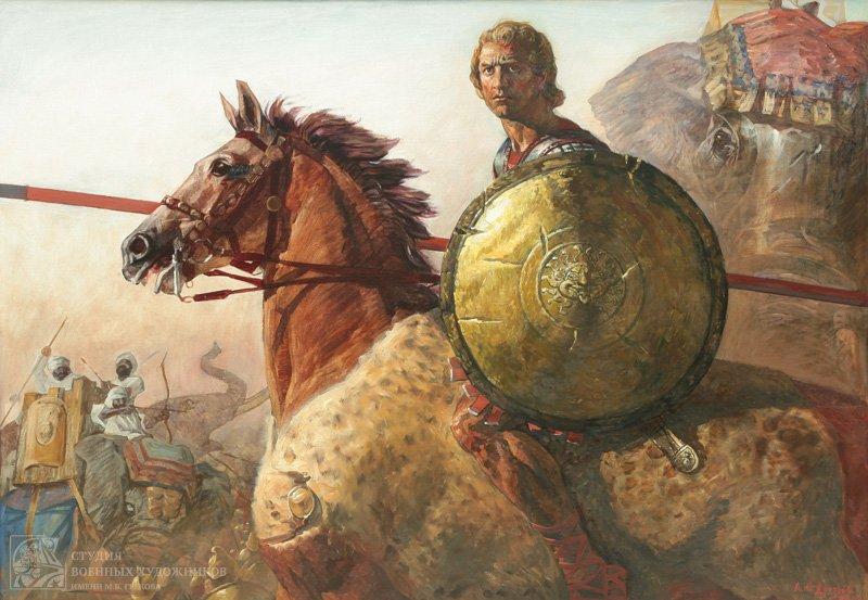 Дроздов А.Ю. Войны Александра Македонского. Битва на реке Гидасп. 326 год до н.э