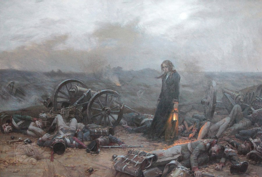 Минеева П.В. Маргарита Тучкова. 1812 год
