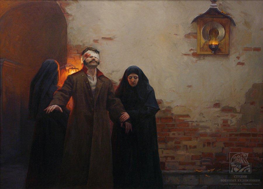Минеева П.В. Сестры милосердия. 1812 год