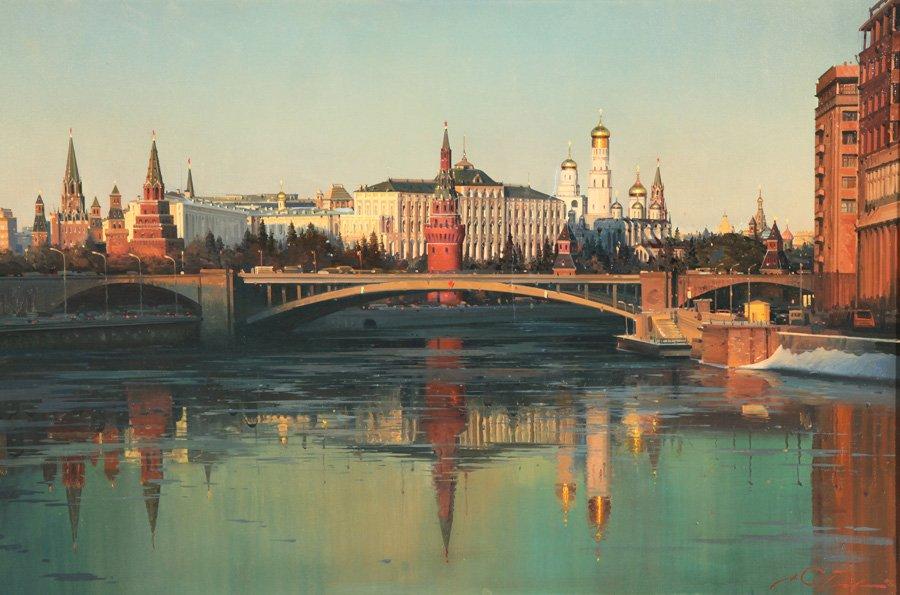 Сытов А.К. Московский Кремль