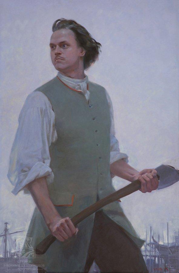 Лебедев И.М. Петр Великий