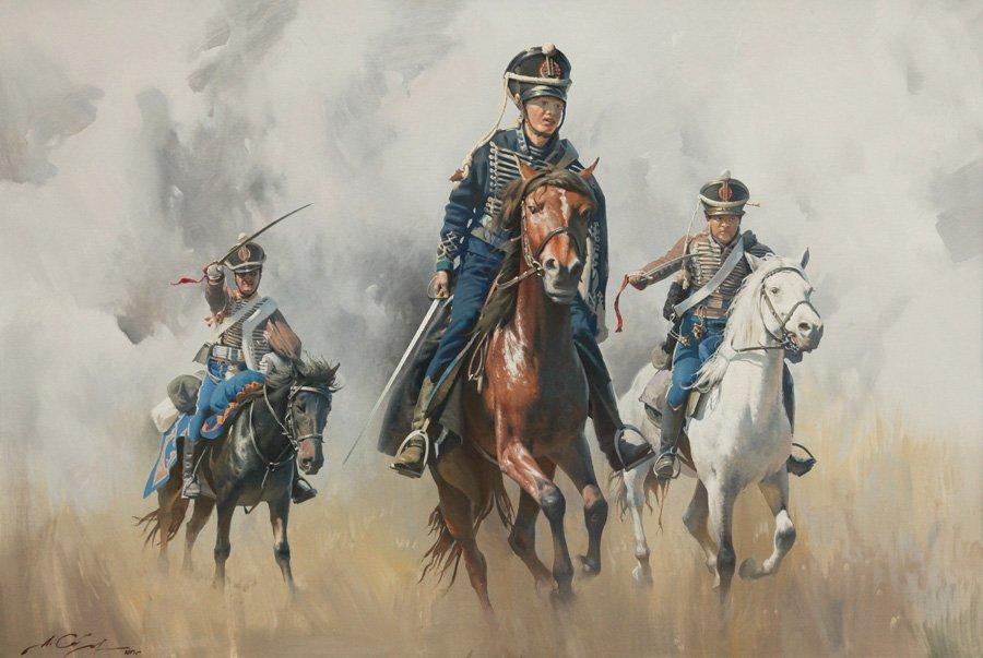 Сытов А.К. Отечественная война 1812 год. Гусарская Юность