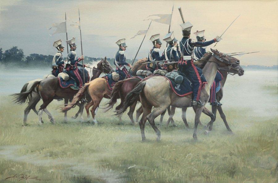 Сытов А.К. Отечественная война 1812 год. На рассвете