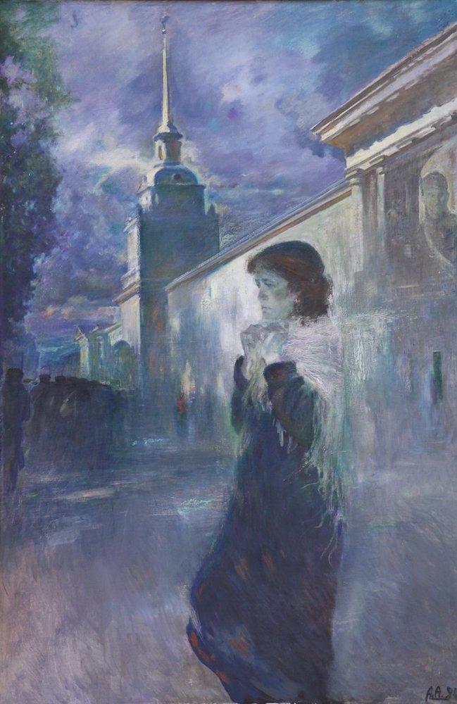 Алексеев А.Е. Ленинградка