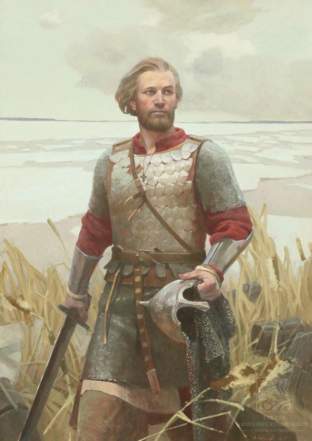 Лебедев И.М. Александр Невский