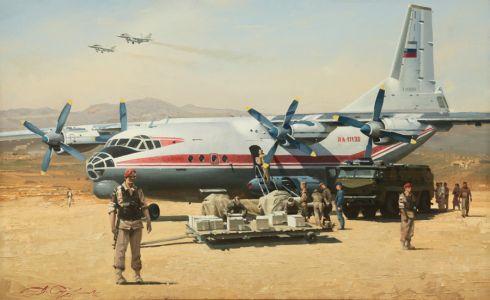 Сытов А.К. Летающая метрологическая лаборатория ВВСМ на самолете Ан-12