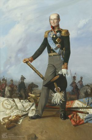 Колупаев Н.В. Генерал-фельдмаршал Барклай-де-Толли М.Б.
