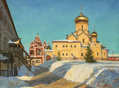 Сибирский А.В. Саввино-Сторожевский монастырь. Звенигород