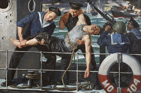 Дроздов А.Ю. Морской охотник. Отряд контр-адмирала И.Г. Святова