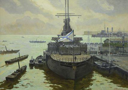 Евстигнеев А.В. Под Андреевским флагом. Севастополь