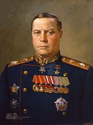 Дроздов А.Ю. Маршалы Победы. Портрет Толбухина Ф.И.