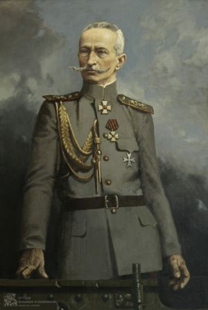 Колупаев Н.В. Портрет Брусилова А.А.