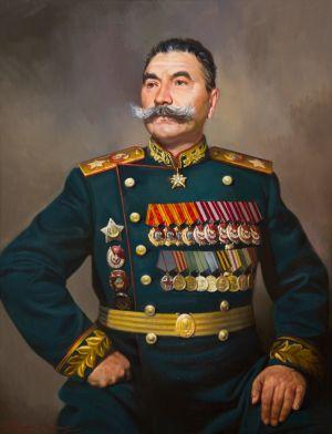 Штрикман Л.Л. Буденный С.М.