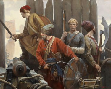 Камынина Е.В. Героическая оборона крепости Албазина. 1685 год