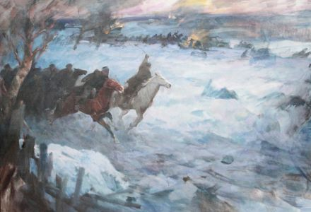 Таутиев В.Б. Битва под Москвой. 1941 год