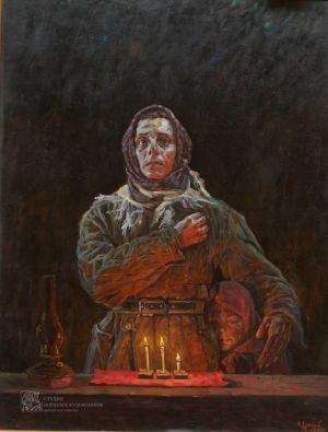 Дроздов А.Ю. Блокада Ленинграда. Пасха 1942 год