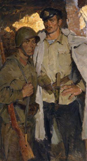 Бут Н.Я. Защитники Севастополя