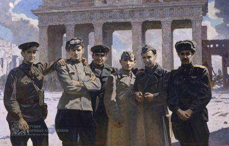 Михайлов А.С. Юность грековцев