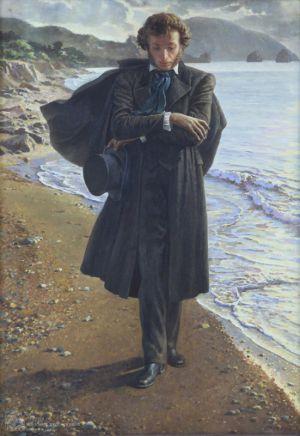 Овечкин Н.В. Пушкин