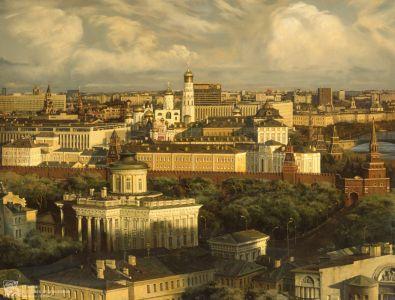 Сытов А.К. Москва златоглавая