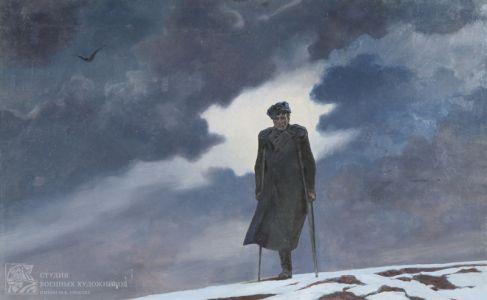 Михайлов А.С. Солдат