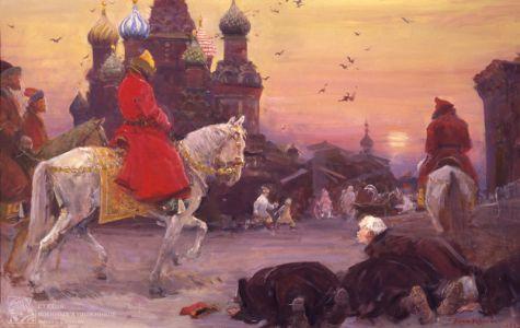 Данилевский Е.И.  Царь