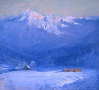 Таутиев В.Б. Снежные вершины