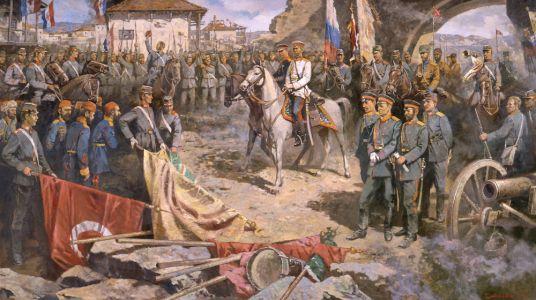 Авакимян О.А. В освобожденной Плевне