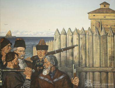 Коротков Н.Н. Первые воинские формирования на Дальнем Востоке