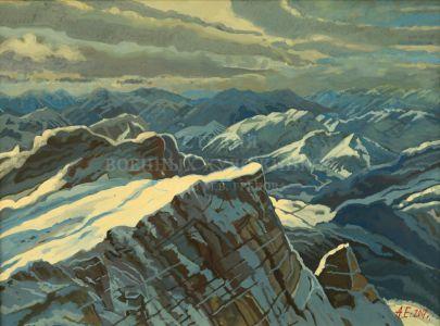Евстигнеев А.В. Горы Германии