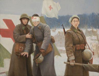 Смирнов Е.А. После тяжелого боя