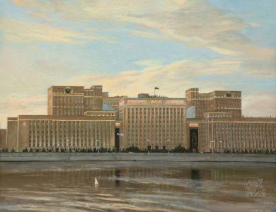 Соловьева Е.А. 3 Дом Министерства обороны Российской Федерации