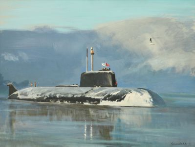 Смирнов Е.А. ПЛ проекта  949
